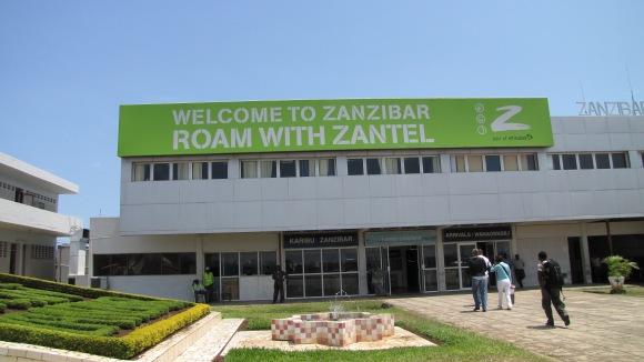 Welcome to Zanzibar International Airport