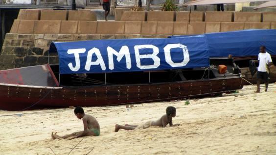 Jambo, jambo bwana Habari gani Mzuri sana Wagena, Wakaribishwa