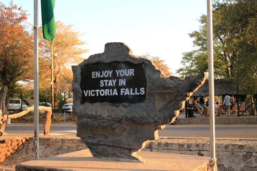 Enjoy your stay at the Falls ...